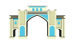 وکتور دروازه قرآن