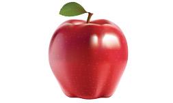 فایل png سیب