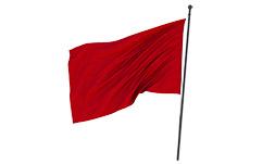 فایل png پرچم قرمز
