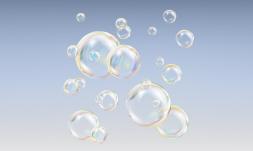 وکتور حباب 1
