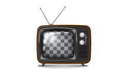 وکتور تلویزیون رترو